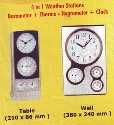 Thermo Hygro Barometer
