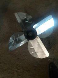 Steel Fan Blade