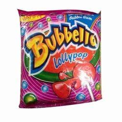 Lollipop Bubble Gum