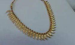 mahalaxmi jwellers Gold Necklace Jewellery
