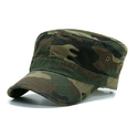 Fabric Army Cap