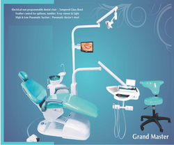 Electrical 5 Programmable Dental Chair (Grand Master)