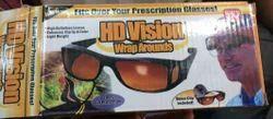 Pc Male HD Vision Wrap Around Sunglasses