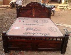 Cot Wood  Bed