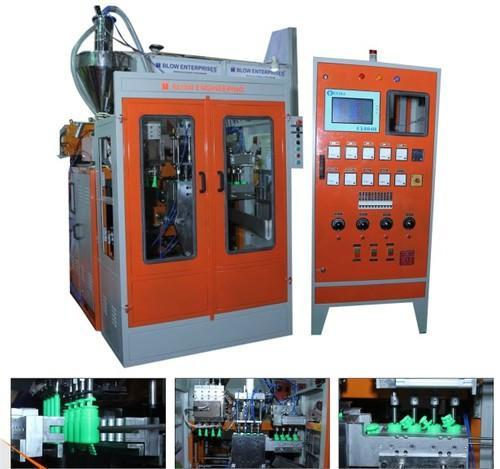 Coex Pharma Bottle Manufacturing Machine