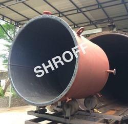 SHROFF Acid Storage Tanks, Capacity: 5000-10000 L