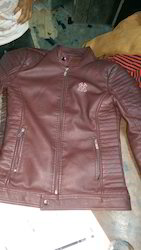 Leather & Rexine Jackets