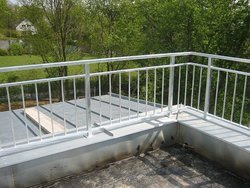 Outdoor Stainless Steel Railing