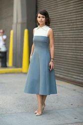 Double Shade Short Dresses