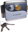 Electronic Door Lock With Double Cylinders