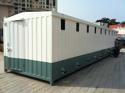 Portable Combined Cabin