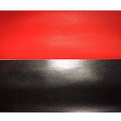 Plain Shine Artificial Leather