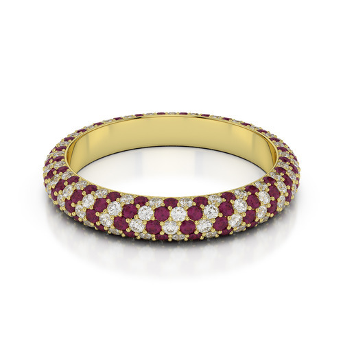 zoom bracelet accessories designs jewellery bangle and diamond maroon kada large designers online buy bangles ruby bhamini