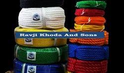 Ravji Khoda And Sons PE Fishing Rope