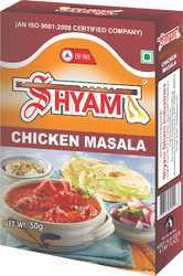 Shyam Chicken Masala, Packaging Type: Packets