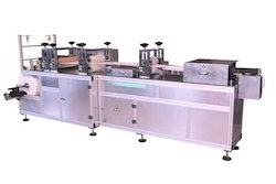 High speed strip cap machine