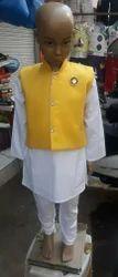 Cotton Wedding Wear Modi Kids Suit