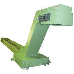 Industrial Inclined Belt Conveyor