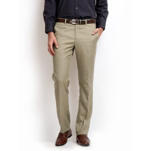 cee7503761f Plain Men Formal Trousers