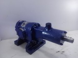 Gear Pumps with mechanical Seal