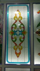 Texture Decorative Glass