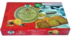 Kaju Pista Biscuits Gift Pack of 10