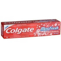 Colgate Maxfresh Red & Blue Gel 150gm