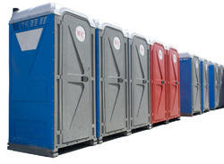 FRP Portable toilets
