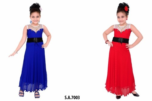 62c660f06 Designer Children Gowns at Rs 500  onwards