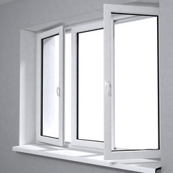Flush UPVC Casement Window