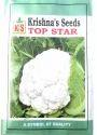 Top Star Cauliflower Cauliflower Seeds, Pack Size: 10 Gm