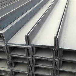 304 Stainless Steel Channel Profiles