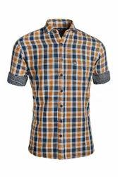 Multi Colour Men Casual Shirt