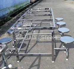 Custom Stainless Steel Table Frame