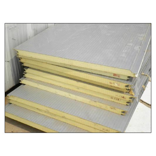 Insulated Sandwich Panel At Rs 1310 Square Meter