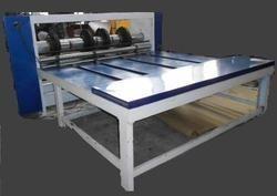 Pneumatic Corrugated Sheet Cutting Machine