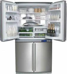 french bottom INVERTER Hitachi Home Refrigerator, 4 door