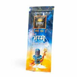 Bhasma Premium Zipper Agarbatti
