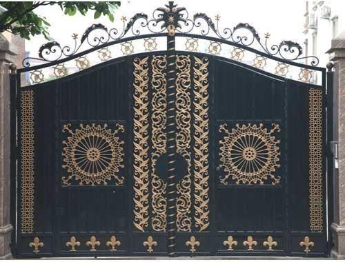 लोहे का गेट - Ahk Iron Works