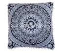 Indian Mandala Floral Euro Cushion Cover
