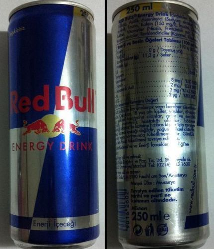 Energy Drinks Austria Original Bull Energy Drink 250 Ml