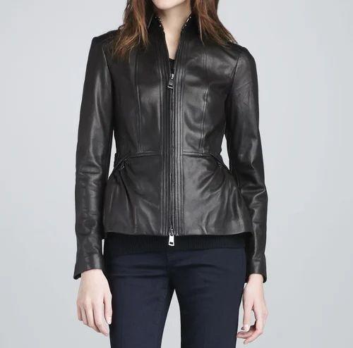 920e333bb Womens Leather Stylish Jacket, Women Leather Jackets, Womens Leather ...