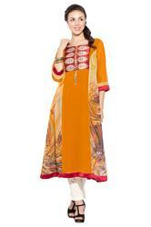 Designer Beautiful Party Wear Printed Ladies Salwar Kameez