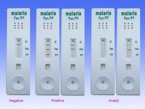 тест на малярию