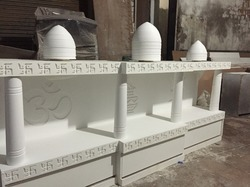 Acrylic Solid Surface Mandir