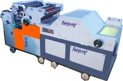Double Color Plastic Bag Printing Machines