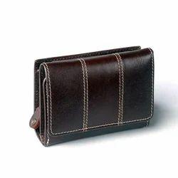 Ladies Fancy Leather Wallet