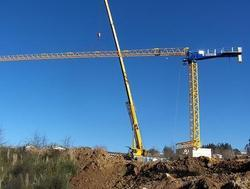 Tower Crane Dismantling Service