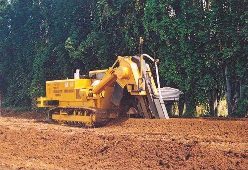 Inter-Drain Trenching Machine | Jlpl Industrial Area, Mohali