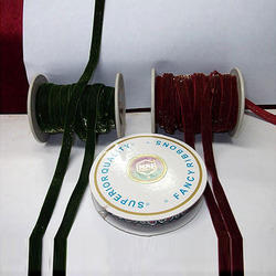 Colored Velvet Ribbon